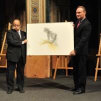 Presidente Fabra y Salvador gascón