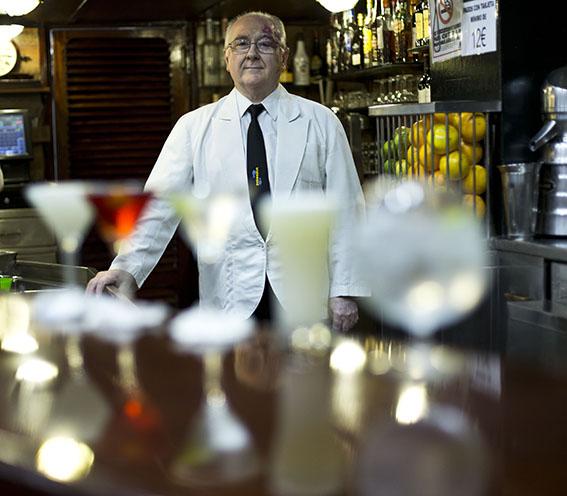 Cocktails Acuarium