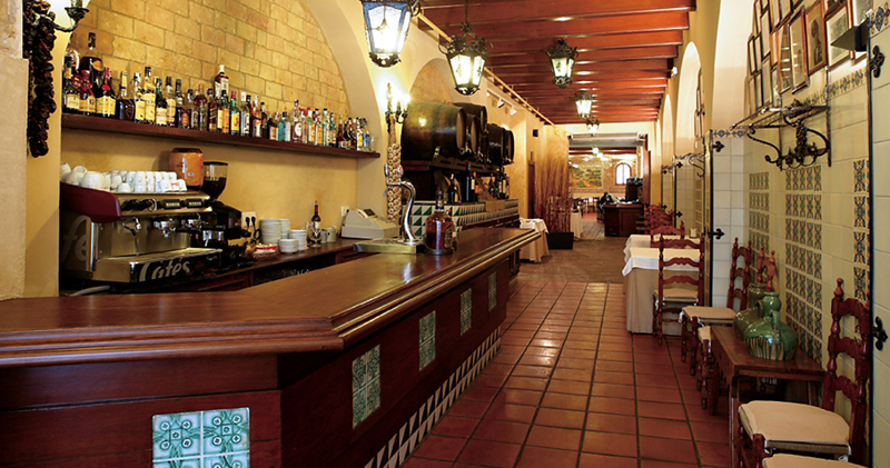 Restaurantes 5b. Palace Fesol