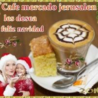 Café Mercado Jerusalén