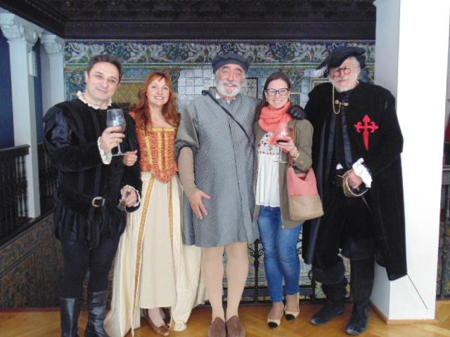 vino, historia, lifestyle, Cervantes, cata