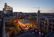 Madrid planes terrazas foodies gastronomía copas