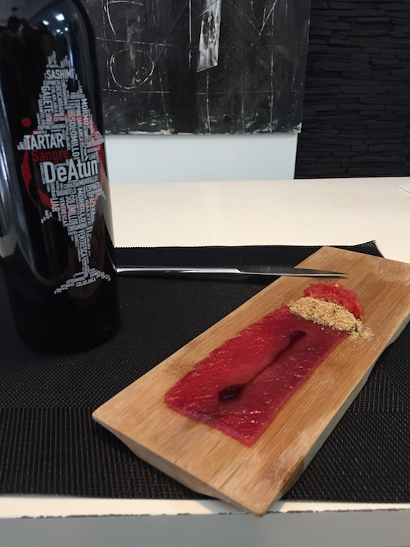 atún, atún rojo, almadraba, Madrid, foodies, gastronomía, Ponzano, DeAtún, Tomatún