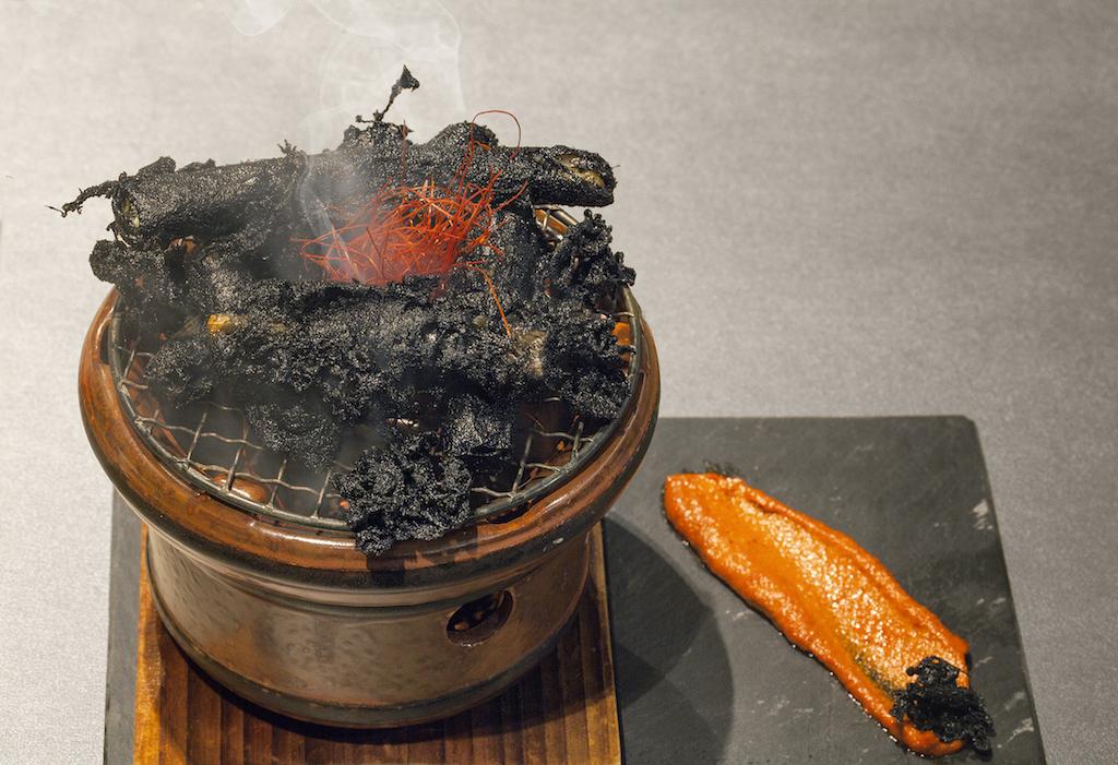 Kabuki, japonés, foodies, lifestyle, calçots, tempura, estrella Michelin