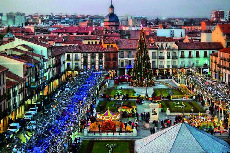 Navidad, mercadillos, mercado, Madrid, lifestyle, Alcalá de Henares, tradición, Alcalá ciudad de la Navidad