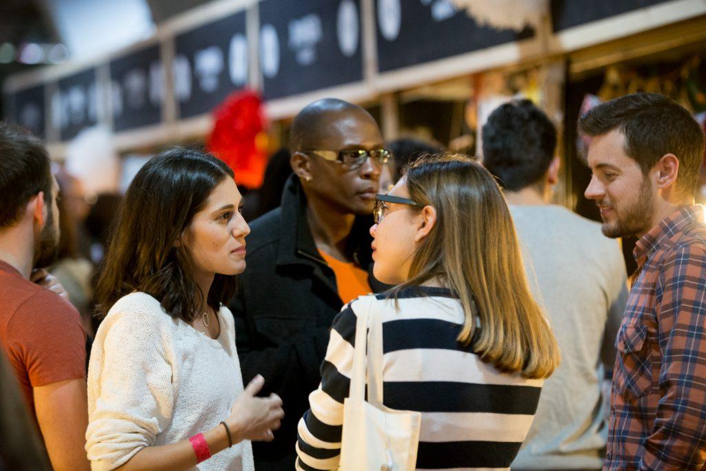 Navidad, mercadillos, mercado, Madrid, lifestyle, Nomada Market, tradición,