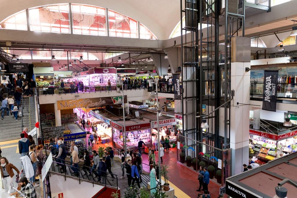 Navidad, mercado, mercadillos, Madrid, lifestyle, Nomada Market, tradición, Mercado de la Cebada