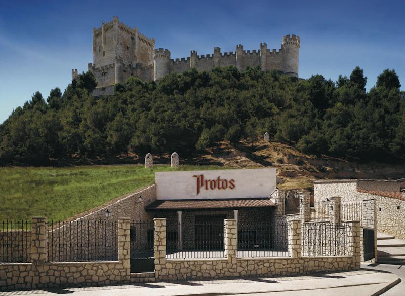 Castillo, Peñafiel, Protos, Bodegas, vino, enoturismo, lifestyle, catas, Ribera del Duero, foodies