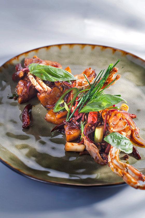 Cangrejo, Buda Feliz, Gastronomía, China, Madrid, Lifestyle, Foodies