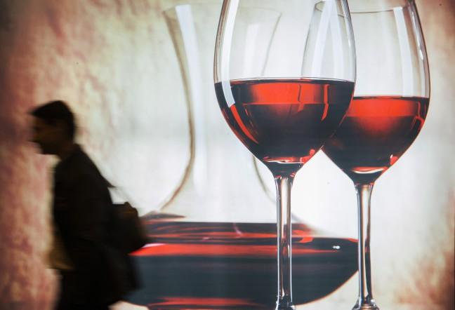 Túnel del vino, vino, Gourmets, salón, feria, sumiller, bodegas