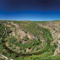 Hoz de Vicente, Parque Natural de las Hoces del Cabriel