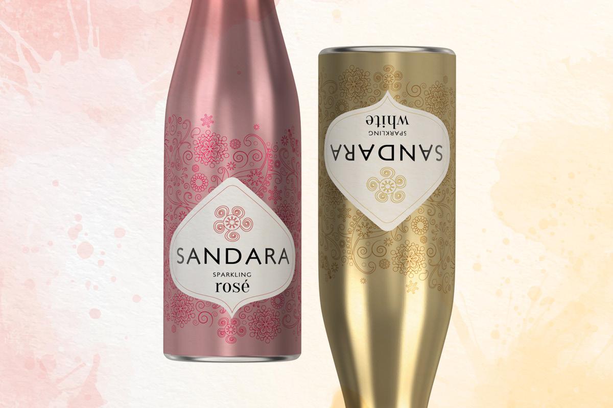 Resultado de imagen para vino en botellas de aluminio argentina