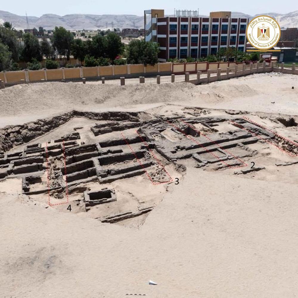 Imagen: Ministerio Turismo y Antigüedades Egipto